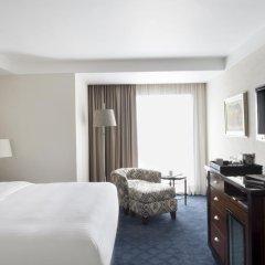 Отель Grand Fiesta Americana Chapultepec 4* Номер Делюкс с разными типами кроватей фото 3