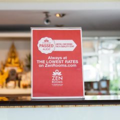 Отель Zen Rooms Best Pratunam Бангкок питание