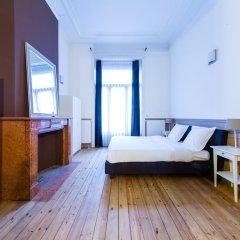 Отель Urban Suites Brussels EU Люкс с различными типами кроватей фото 7