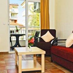 Апартаменты Irem Garden Apartments Апартаменты с различными типами кроватей фото 11