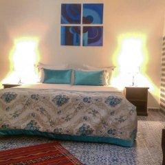 Отель Riad De La Semaine 3* Стандартный номер с двуспальной кроватью фото 6