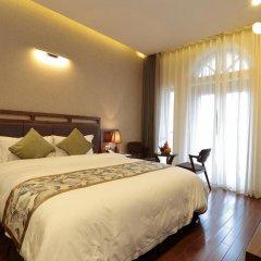 Sapa Legend Hotel & Spa 3* Номер Делюкс с различными типами кроватей фото 6