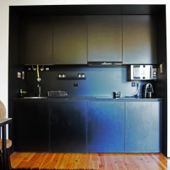 Апартаменты Douro Apartments Art Studio Студия разные типы кроватей фото 5
