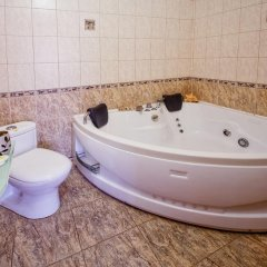 Гостевой Дом Анфиса Люкс разные типы кроватей фото 3