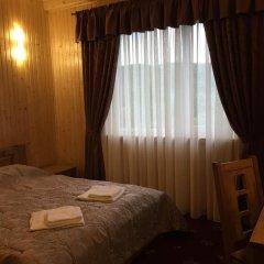 Гостиница Solnce Karpat комната для гостей фото 2