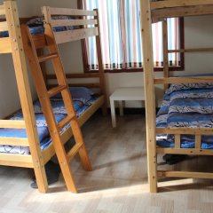 Number 3-1 Youth Hostel Chengdu Кровать в общем номере с двухъярусной кроватью фото 3