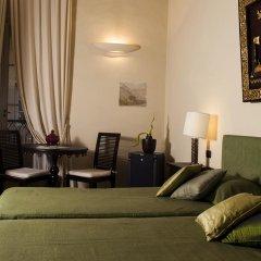 Отель Residenza D'Epoca Palazzo Galletti 2* Улучшенный номер с различными типами кроватей фото 19