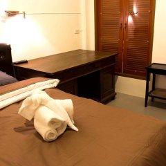 Отель Barefeet Naturist Resort 3* Номер Делюкс с различными типами кроватей фото 2