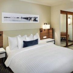 Prague Marriott Hotel 5* Представительский люкс