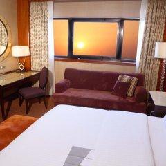 Отель Le Grand Amman 5* Улучшенный номер с различными типами кроватей фото 4