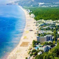 Отель Сенди Бийч Болгария, Албена - отзывы, цены и фото номеров - забронировать отель Сенди Бийч онлайн пляж