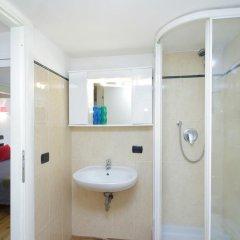 Отель Maecenas Loft Рим ванная