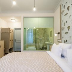 Гостиница Partner Guest House Shevchenko 3* Стандартный номер с различными типами кроватей фото 21