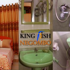 Отель King Fish Guest House ванная