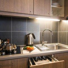 Отель Aparthotel Adagio Liverpool City Centre 4* Студия с различными типами кроватей фото 4