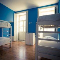 Best Guest Porto Hostel Кровать в общем номере двухъярусные кровати фото 5