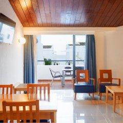 Отель 3HB Golden Beach Апартаменты с различными типами кроватей фото 5