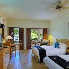 Отель Hilton Mauritius Resort & Spa 5* Номер Делюкс с 2 отдельными кроватями фото 4