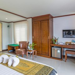 Отель Aonang Silver Orchid Resort удобства в номере