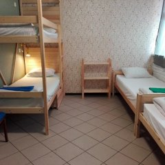 Hostel Putnik Кровать в общем номере фото 3