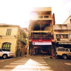 Отель The Road Feung Nakorn Бангкок городской автобус