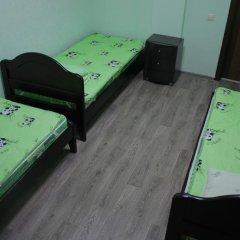 Хостел Олимпия Кровать в общем номере с двухъярусной кроватью фото 12