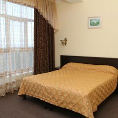 Гостиница Кавказ Стандартный номер разные типы кроватей фото 7