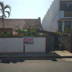 Отель Happy Beach Inn and Restaurant парковка