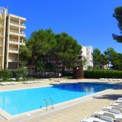Отель Rentalmar Salou Pacific Испания, Салоу - 3 отзыва об отеле, цены и фото номеров - забронировать отель Rentalmar Salou Pacific онлайн бассейн