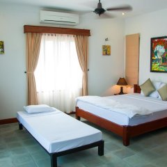 Отель Ao Lang Villa 3* Номер Делюкс фото 4