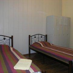 Хостел Радужный Стандартный номер разные типы кроватей