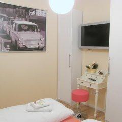 Отель City Guesthouse Pension Berlin 3* Стандартный номер с разными типами кроватей фото 4