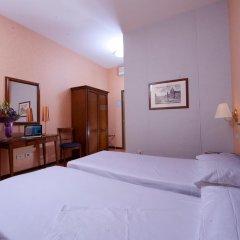 Отель Villa Eur Parco Dei Pini 3* Стандартный номер с различными типами кроватей фото 5
