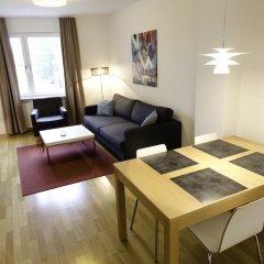 Отель Berling Apartments Швеция, Карлстад - отзывы, цены и фото номеров - забронировать отель Berling Apartments онлайн комната для гостей фото 3