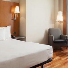 Отель Ciudad de Lleida 4* Улучшенный номер фото 3