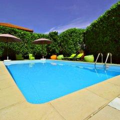 Отель Casa do Adro de Parada бассейн