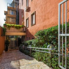 Отель Ponte Bianco Италия, Рим - 13 отзывов об отеле, цены и фото номеров - забронировать отель Ponte Bianco онлайн балкон