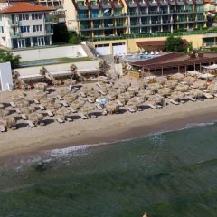 Отель Sunny Болгария, Созополь - отзывы, цены и фото номеров - забронировать отель Sunny онлайн пляж