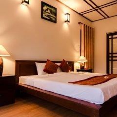 Отель Riverside Bamboo Resort Хойан комната для гостей