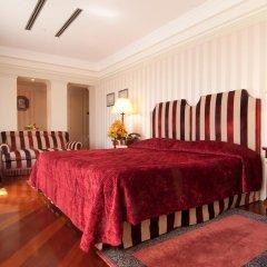 Отель Bettoja Mediterraneo 4* Люкс с различными типами кроватей фото 4