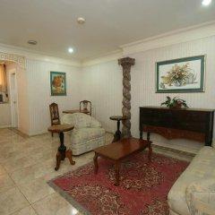 Отель Crown Regency Residences - Cebu 3* Стандартный номер с различными типами кроватей фото 2