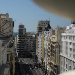 Отель Hostal Jerez балкон