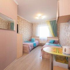 Мини-Отель КвартировЪ-Взлетка Стандартный номер с 2 отдельными кроватями фото 10