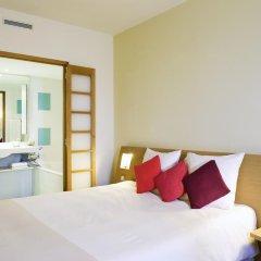 Отель Novotel London West 4* Улучшенный номер с различными типами кроватей фото 6