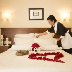 Отель Aliados 3* Стандартный номер с двуспальной кроватью фото 22
