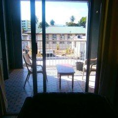 Отель Southern Cross Fiji Вити-Леву балкон