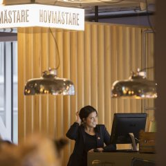 Отель With Urban Deli Швеция, Стокгольм - отзывы, цены и фото номеров - забронировать отель With Urban Deli онлайн интерьер отеля фото 2