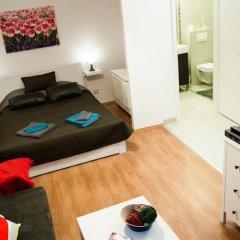 Апартаменты Cool! Downtown Apartment Будапешт комната для гостей фото 4