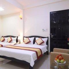Canary Hotel 2* Стандартный семейный номер с двуспальной кроватью фото 4