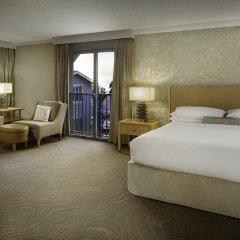 Отель Jw Marriott Santa Monica Le Merigot 4* Стандартный номер фото 3